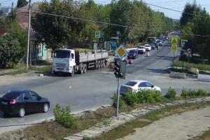 Ремонтируемый участок дороги на улице Ленина в Каменске-Уральском полностью закроют во вторник