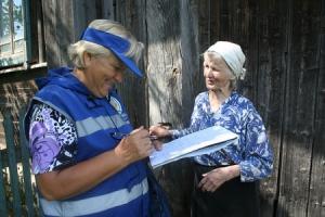 В Каменске-Уральском участникам сельхозпереписи осталось побывать только в двух десятках садах и в деревне Новый завод