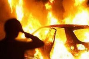 Огненная месть. Обиженные житель Каменска-Уральского спалил машину своего знакомого