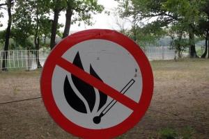 В четверг на территории Каменска-Уральского официально введен особый противопожарный режим