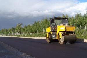 Региональному Управлению дорог пожаловались на некачественный ремонт трассы, проходящей через Каменск-Уральский