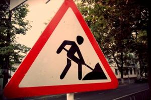 Ремонт дороги на улице Лермонтова в Каменске-Уральском возобновятся через неделю. Другие участки ждут асфальта