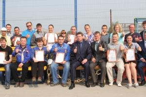 На трубном заводе в Каменске-Уральском прошел конкурс по созданию креативных скамеек