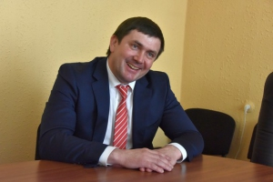 Глава Каменска-Уральского Алексей Шмыков ушел в отпуск