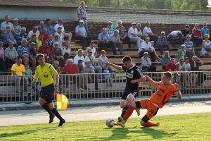 Футбольная «Синара» из Каменска-Уральского вышла на первое место в чемпионате области