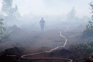 Прокуратура заинтересовалась смогом, висящим над областью и Каменском-Уральским