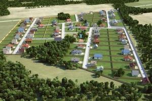 В Каменском районе определили участки, которые предоставят для индивидуального строительства