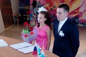 Сегодня в колонии в Каменске-Уральском прошли сразу две свадьбы