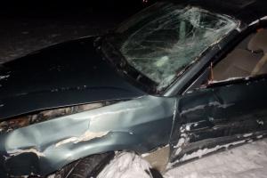 В среду вечером под Каменском-Уральским в ДТП пострадал 32-летний мужчина, у которого срок действия прав закончился еще год назад