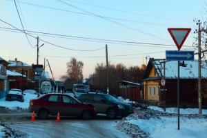 Вчера днем в Каменске-Уральском в ДТП пострадала 32-летняя пассажирка