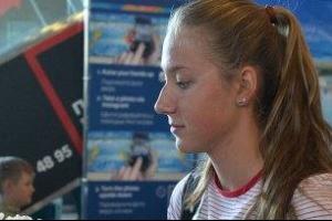 Дарья Устинова из Каменска-Уральского не смогла пробиться в финал на дистанции 200 метров на спине на чемпионате мира в 25-метровом бассейне