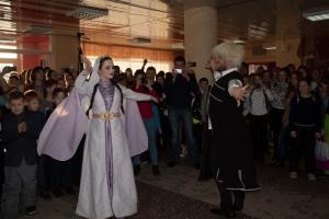 В Каменске- Уральском прошел фестиваль национальных культур «Наследие»