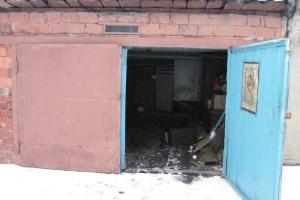 В Каменске-Уральском задержали серийного гаражного вора