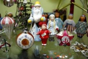 В Каменске-Уральском откроют музей новогодней игрушки