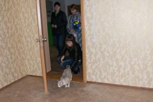 Детям-сиротам в Каменске-Уральском начинают выдавать ключи от квартир