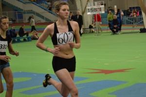 Пять медалей завоевали представители Каменска-Уральского на Кубке УрФО по легкой атлетике