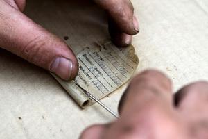 В Каменске-Уральском поисковые отряды смогли установить судьбы пропавших без вести на Великой Отечественной войне. И передать документы их родственникам
