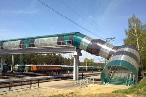 На железнодорожной станции Перебор под Каменском-Уральским наконец-то построят пешеходный мост через пути