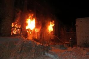 Новые подробности пожара на улице Кирова в Каменске-Уральском
