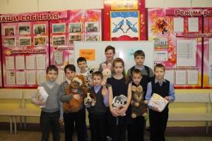 В Каменске-Уральском школьники активно участвовали в акции «10 000 добрых дел в один день»