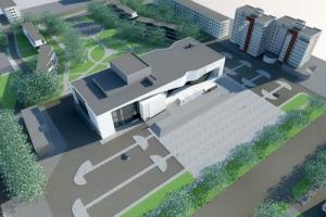 В «Драме Номер Три» предполагают, что строительство нового здания театра начнется уже в следующем году