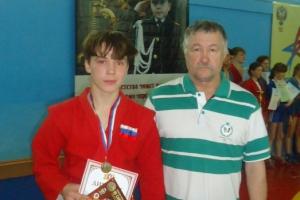 Кадет из Каменска-Уральского стал призером престижного турнира по самбо