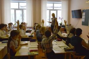Школа №34 в Каменске-Уральском почти полностью переходит на односменный режим работы