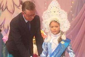 В Каменске-Уральском определили лучшую Снегурочку-2016