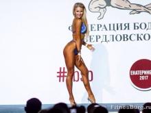 Каменская чемпионка по бодибилдингу Весна Вощикова рассказала о своем пути к успеху