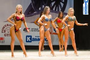 В Каменске-Уральском прошел открытый чемпионат Свердловской области по бодибилдингу