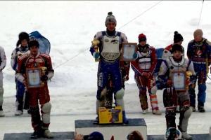 Два гонщика из Каменска-Уральского вышли в финал личного первенства России по ледовому спидвею