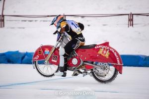 Каменск-Уральский в шаге от победы в чемпионате России по ледовому спидвею в Суперлиге
