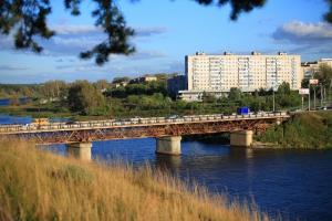 Байновский мост в Каменске-Уральском закрывают для проезда большегрузного транспорта