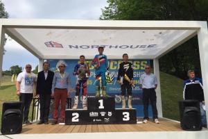Представитель Каменска-Уральского стал обладателем серебряной медали на чемпионате Европы по мотокроссу