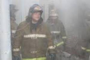 На базе отдыха под Каменском-Уральским сгорел гостевой домик