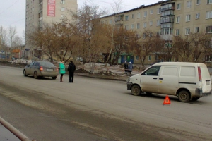 На улице Карла Маркса, в районе остановки общественного транспорта «Улица Прокопьева», произошло ДТП