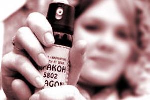 Пусть и с газовым баллончиком, но жительница Каменска-Уральского не смогла отбить телефон