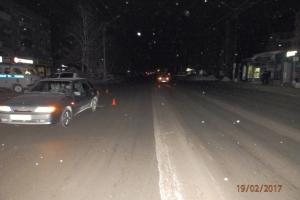 Сегодня ночью в Каменске-Уральском в ДТП опять пострадал пешеход. Он получил серьезные травмы