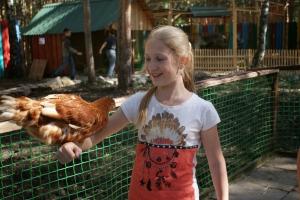 Сегодня в Каменске-Уральском после зимнего перерыва открывается контактный зоопарк