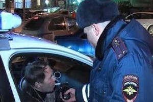 Все праздничные выходные сотрудники ГИБДД Каменска-Уральского будут особенно отслеживать пьяных водителей
