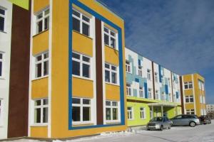 Стройнадзор занялся проверкой детского сада, который построили на улице Октябрьской в Каменске-Уральском