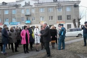 Вчера в Каменске-Уральском, в ДК