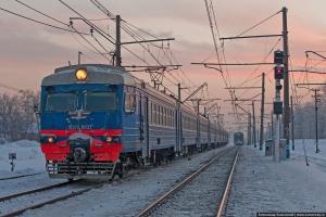 На два дня изменит свое расписание электричка, которая курсирует из Екатеринбурга в Каменск-Уральский через Богданович