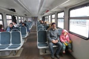 Одна из электричек, курсирующая из Екатеринбурга в Каменск-Уральский, будет ходить по измененному расписанию