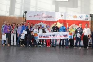 Полтора десятка золотых медалей завоевали представители Каменска-Уральского на областном фестивале ГТО