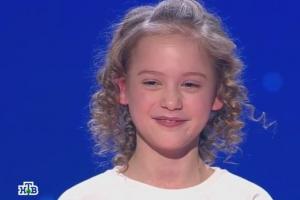Евгения Власова из Каменска-Уральского покорила жюри конкурса «Ты супер!» на НТВ. А певица Елка попросилась к ней в гости
