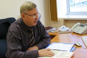 Первый заместитель главы Каменска-Уральского Сергей Гераскин 24 апреля проведен прием горожан