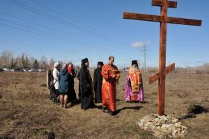 На Ивановском кладбище в Каменске-Уральском организуют крестный ход и сбор средств на строительство нового храма