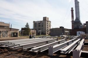 На Каменск-Уральском литейном заводе возобновилось строительство котельной