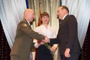 Благодарственное письмо Министерства обороны РФ получил Каменск-Уральский литейный завод